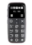 Мобильный телефон Just5 CP10S черный
