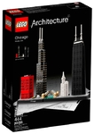 LEGO Architecture 21033 Чикаго