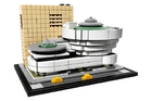 LEGO Architecture 21035 Музей Соломона Гуггенхайма