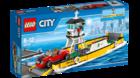 LEGO City 60119 Паром