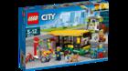 LEGO City 60154 Автобусная остановка
