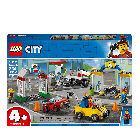 Конструктор LEGO City 60232 Автостоянка