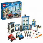 Конструктор LEGO City 60246 Полицейский участок