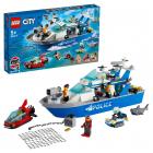 Конструктор LEGO City Police 60277 Катер полицейского патруля