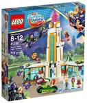 LEGO DC Super Hero Girls 41232 Школа Супергероев