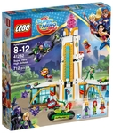 LEGO DC Super Hero Girls 41232 Школа Супергероев
