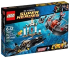 LEGO DC Super Heroes 76027 Глубоководная атака Чёрной Манты