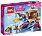 LEGO Disney Princess 41066 Анна и Кристоф в санях