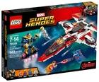 LEGO Marvel Super Heroes 76049 Реактивный самолёт Мстителей
