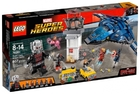 Lego Marvel Super Heroes 76051 Битва супергероев в аэропорту