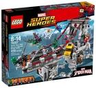 LEGO Marvel Super Heroes 76057 Дуэль воинов с сетями на мосту