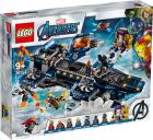 Конструктор LEGO Marvel Super Heroes 76153 Avengers Геликарриер