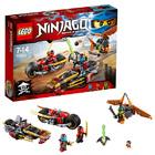 LEGO Ninjago 70600 Погоня на мотоциклах