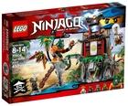 LEGO Ninjago 70604 Остров Тигриных вдов