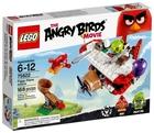 LEGO The Angry Birds Movie 75822 Атака свинского самолета