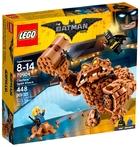 LEGO The Batman Movie 70904 Нападение Глиноликого