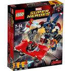 LEGO Marvel Super Heroes 76077 Железный человек: стальной Детройт наносит удар