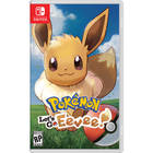 Pokemon: Let s Go, Eevee! (Nintendo Switch)