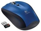 Logitech Couch Mouse M515 Blue-Black USB