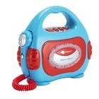 Караоке детский MP3 KARAOKE BLUE (84234)