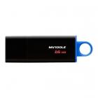 USB флеш Kingston DataTraveler MV100LE 16GB