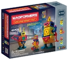 Magformers Hi-Tech 63137 Прогулка с роботом