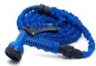 Шланг Magic Hose 45 м (синий) + насадка-распылитель