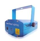 Лазерный проектор Mini Laser Stage Lighting с USB и динамиком