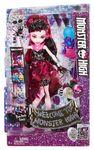 Кукла Monster High Буникальные танцы Дракулаура DNX32