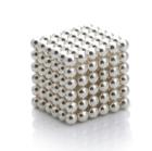 Головоломка Неокуб, Crazyballs Neocube Silver 6мм