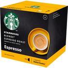 Кофе в капсулах Starbucks Blonde Espresso Roast, 12 капсул