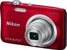 Фотоаппарат Nikon Coolpix A100 red