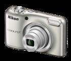 Фотоаппарат Nikon Coolpix L31 Silver