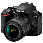 Фотоаппарат зеркальный Nikon D3500 + AF-P 18-55 non VR