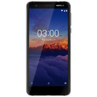 Cмартфон Nokia 3.1 16GB Black (TA-1063)