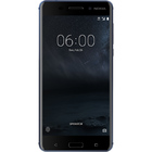 Смартфон Nokia 6 Tempered Blue