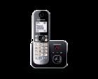 Радиотелефон Panasonic KX-TG6821 Black