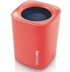 Беспроводная акустика Philips BT100 розовый