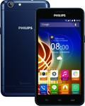 Смартфон Philips Xenium V526 LTE blue
