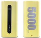 Внешний аккумулятор Remax Proda E5 5000 mAh желтый