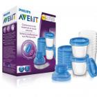 Philips AVENT Контейнеры для хранения грудного молока 180 мл (SCF618)