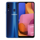 Смартфон Samsung Galaxy A20s 32GB (SM-A207F/DS) синий