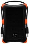Внешний жесткий диск Silicon Power Armor A30, 1Тб, черный (sp010tbphda30s3k)