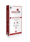 Кофе в капсулах Single Cup Delicate (10 шт.) для кофемашин Nespresso