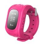 Детские часы Smart Baby Watch Q50 с GPS и функцией телефона (розовые)