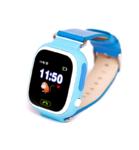 Детские часы Smart Baby Watch Q80 (голубые)