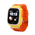 Детские часы Smart Baby Watch Q80 (желтые)