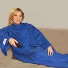 Плед с рукавами Snuggie (Снагги) синий