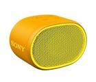 Портативная акустика Sony SRS-XB01 желтый