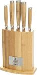 Набор Taller Felton 5 ножей и подставка (TR-2030)